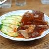 餃子荘 ムロ - 料理写真:牛筋の煮こごり