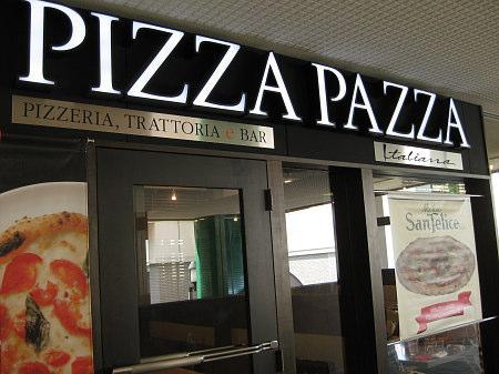 PIZZA PAZZA Italiana