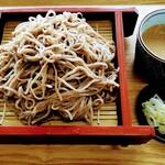 三峯山 大島屋 - くるみ汁そば