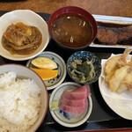 海斗 - 料理写真:日替わり魚定食 1000円