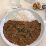 カレーハウス チリチリ - 料理写真: