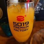 5019 PREMIUM FACTORY - マンゴージュース