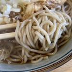 福そば - 蕎麦アップ