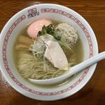 六九麺 - 塩六九麺