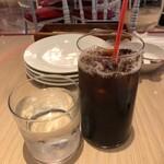RIGOLETTO ROTISSERIE AND WINE - ランチコースのドリンク