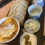 そば元本舗 - 料理写真: