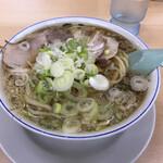 安福亭 - 料理写真:ラーメン(税込み800円)