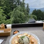 ほんたき山のカフェ -