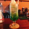 n計画 - ドリンク写真:おとなのクリームソーダアルコール入り700円