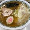 大吉製麺 - 料理写真:ワンタン麺中盛り