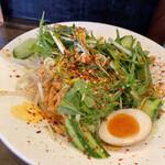 麺屋GOO - 料理写真:冷やしまぜタンタン