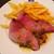 Brasserie024 - 料理写真:ローストビーフ 焦がしバターソース