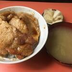 一番 - 焼肉丼(上)