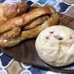Boulangerie GNOMES'INN - どれも個性的で美味しい