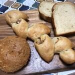 Boulangerie GNOMES'INN - 食パンがオススメ!