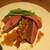 フロレゾン - 料理写真:シャラン鴨胸肉 間違いない素材に素晴らしい焼き加減でした