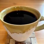 cafe こころひかる - 自家焙煎コーヒ(450円〜)