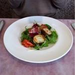 15364950 - レディースランチ前菜   ポテトは食べられなかった