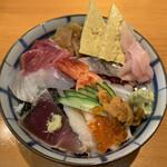 こばやし - 料理写真:上海鮮丼