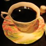 カフェ・ミエル - ブレンド3種からコクのあるタイプ