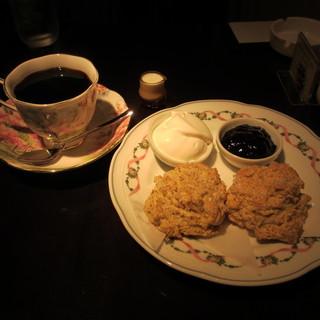 カフェ・ミエル - 料理写真:ケーキセット