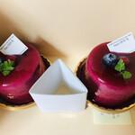 ジャン・ドゥ - 料理写真:同じの2個買った