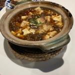 伯楽家常菜 - 麻婆豆腐。