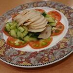 鳳林 - アワビの冷菜