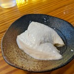 五福星 - 手作り豆腐(サービス)