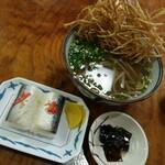 忠太郎茶屋 - 料理写真: