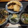 和食だいにんぐ はぎ原 - 料理写真:穴子と野菜の天丼:850円