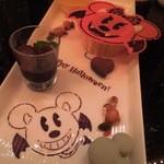 """15367042 - (2012/10月)""""ディズニー・ハロウィーン""""デザートセット"""