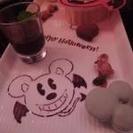 """15367043 - (2012/10月)""""ディズニー・ハロウィーン""""デザートセット"""
