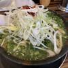 林家 - 料理写真:ねぎラーメン