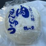 鶴乃堂本舗 - 料理写真:肉まんじゅう