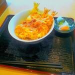 どん丼食堂 ヒライ - 料理写真:名古屋海老天丼(¥500)