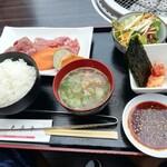 153674733 - 神戸牛ランチ2480円+税
