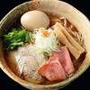 焼きあご塩らー麺 たかはし - 料理写真:焼きあご塩らー麺