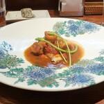 トラットリア パッパ - シメの皿(1人分)
