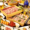 しながわ畑 - 料理写真:宴会コース
