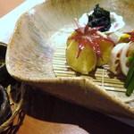 きときと 釣谷鮮魚店 - 加賀旬の野菜♪