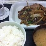 15368907 - 肉野菜定食