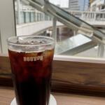 ドトールコーヒーショップ - ドリンク写真:アイスコーヒーS
