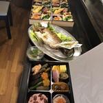 十和田はつ花 蕎麦&ワイン居酒屋 - お食い初め膳テイクアウト