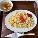食堂いずみ - チャーハン¥600
