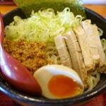 麺場 千代商店 - 料理写真:辛味噌つけ麺大盛