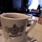 喫茶 マロン -