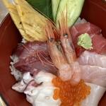 海鮮屋 - 丼