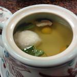 稚加榮 - 松茸土瓶蒸し