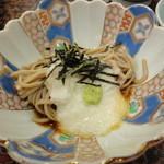 稚加榮 - とろろ蕎麦